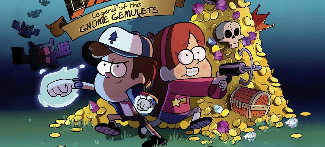 Gravity Falls: Die Legende der Zwergenjuwulette (Geschicklichkeit) von Ubisoft