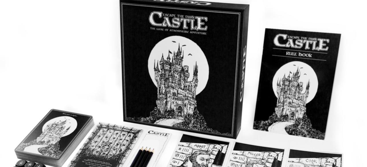 Escape the Dark Castle (Brettspiel) von Themeborne