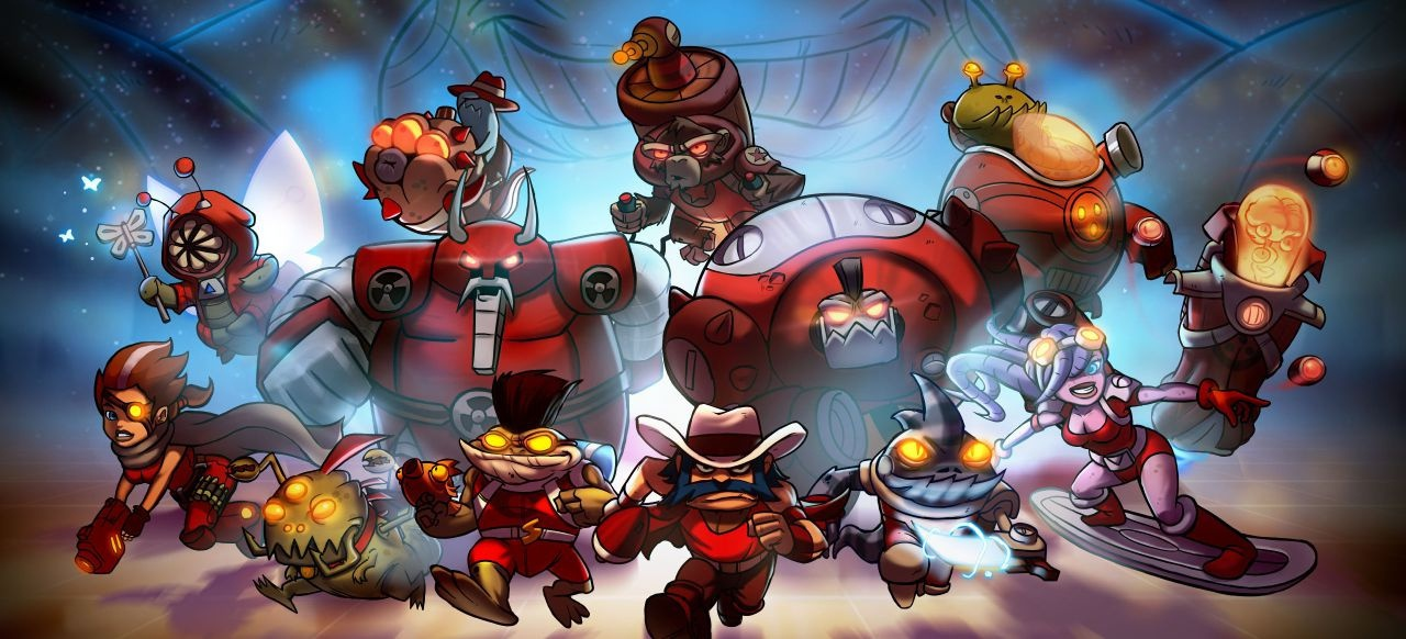 Awesomenauts (Action) von Ronimo Games / dtp entertainment