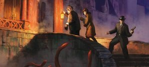 Auf den Spuren von H.P. Lovecraft