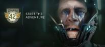 Star Citizen: Squadron 42: Trailer zeigt die storybasierte Einzelspieler-Kampagne und die Vanduul