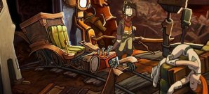 Screenshot zu Download von Deponia
