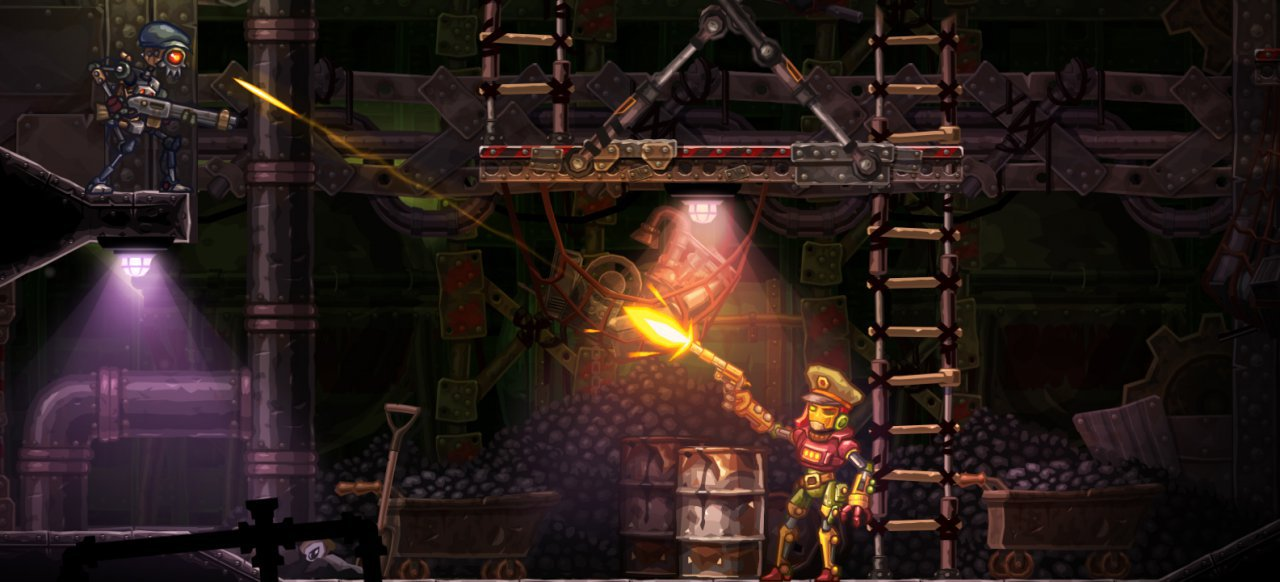 SteamWorld Heist (Strategie) von Image & Form