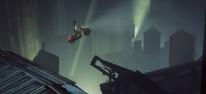 Steel Rats: Motorrad-Plattformer auf PC und PS4 gestartet