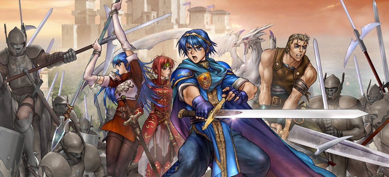 Fire Emblem: Shadow Dragon (Strategie) von Nintendo