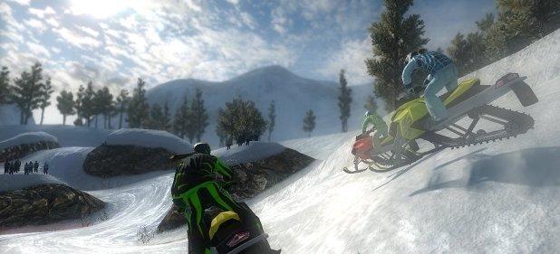 Ski-Doo: Snowmobile Challenge (Rennspiel) von Valcon Games / Flashpoint