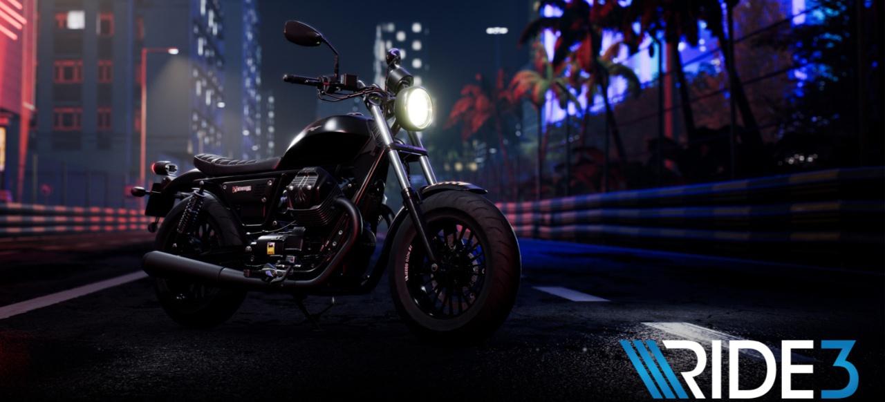 Ride 3 (Rennspiel) von