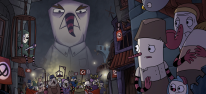 The Inner World: Der letzte Windmönch: Adventure mit Robert, Laura und der Taube Hack erscheint am 20. Oktober