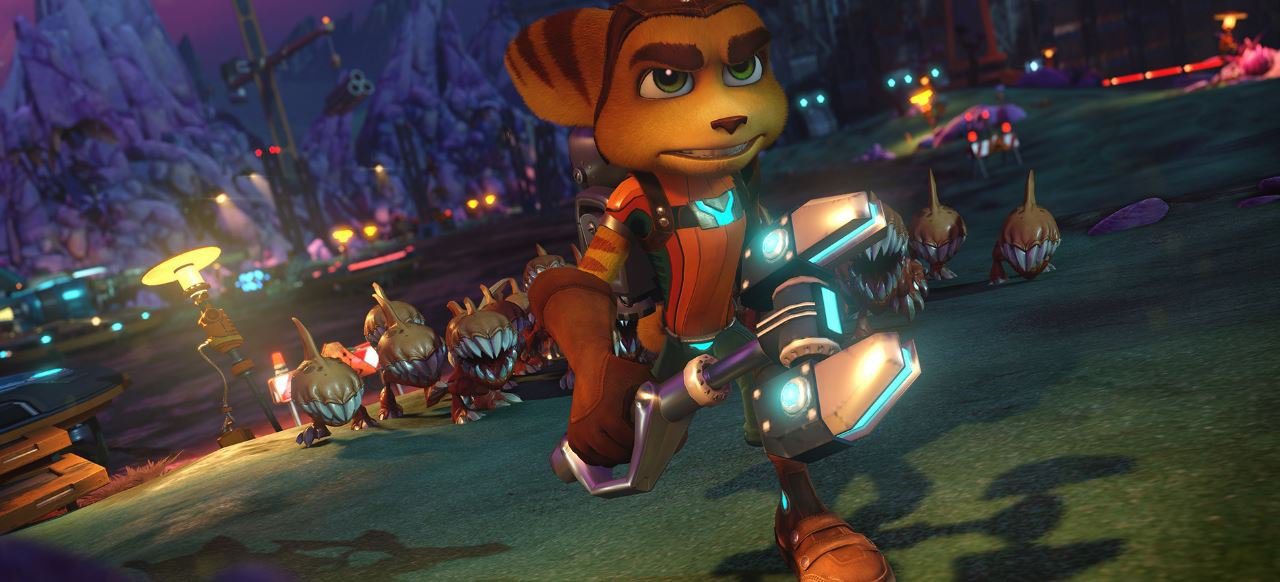 Ratchet & Clank (Action) von Sony
