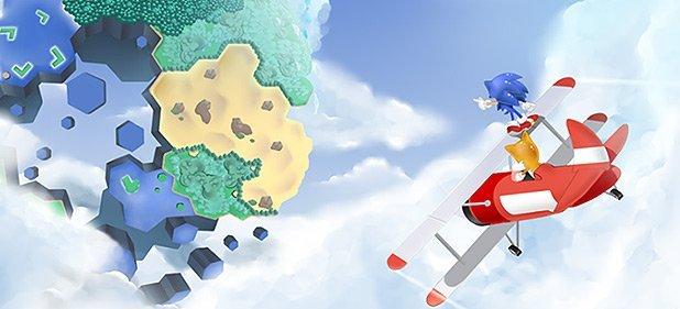 Sonic Lost World (Geschicklichkeit) von SEGA / Nintendo