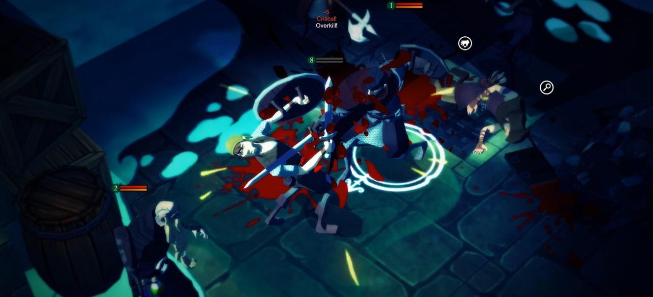Sword Legacy: Omen (Rollenspiel) von Team17