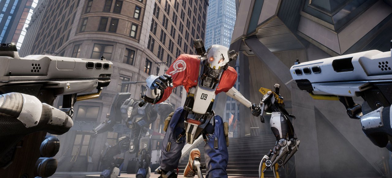 Robo Recall (Shooter) von Epic Games