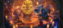 Hearthstone: Kobolde & Katakomben: Spielszenen-Video und Screenshots aus dem Schatzjagd-Modus (Einzelspieler)