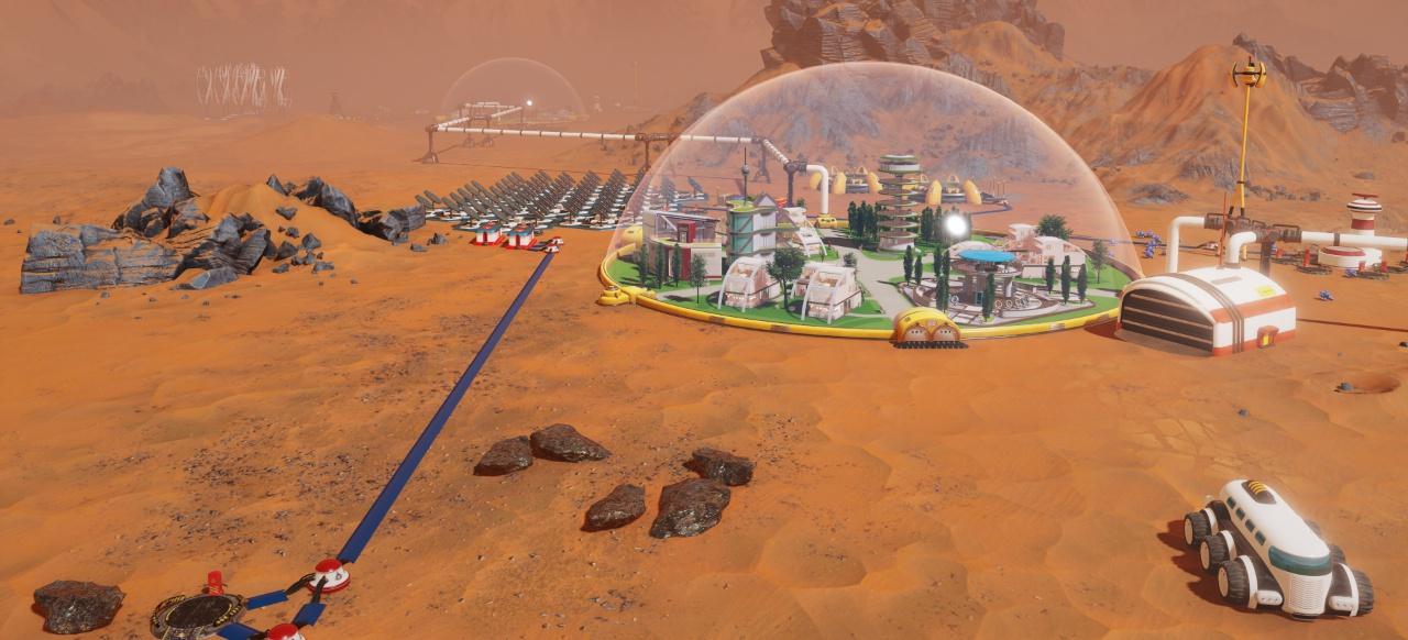 Surviving Mars (Strategie) von Paradox Interactive