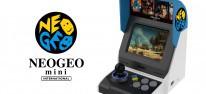 Neo Geo Mini: Retro-Konsole im Miniformat erscheint kommende Woche in Europa