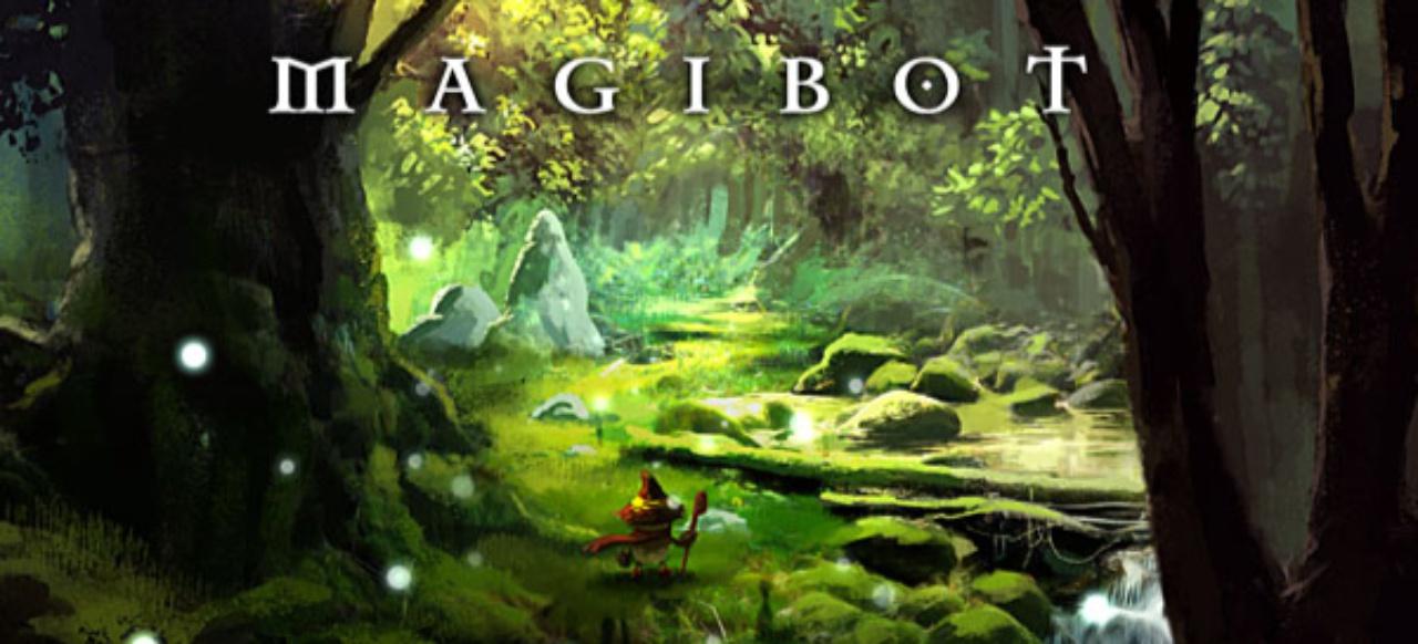 Magibot () von Studio Baikin