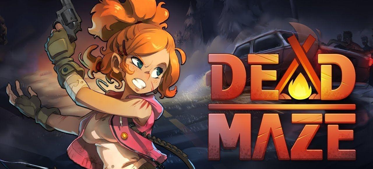 Dead Maze (Rollenspiel) von Atelier 801