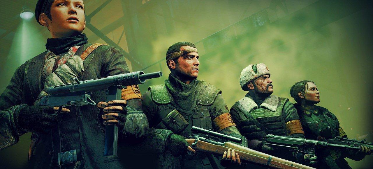 Zombie Army Trilogy (Shooter) von Rebellion
