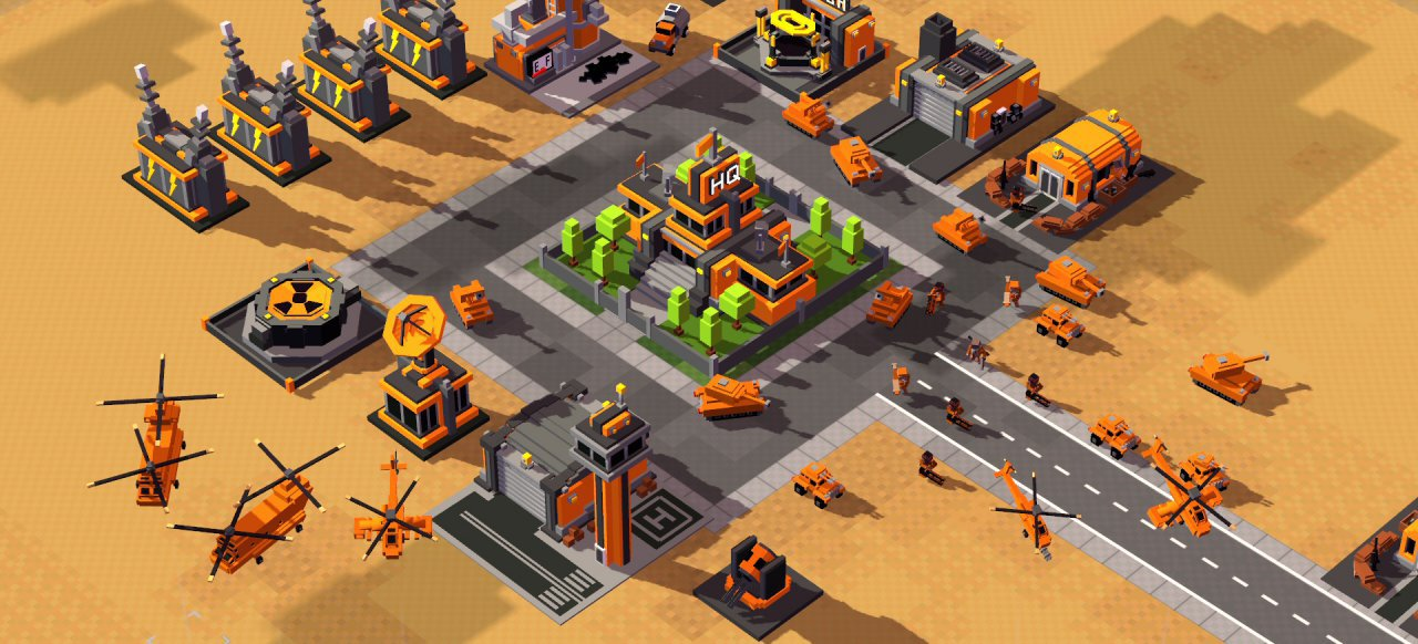 Kunterbunte Hommage an Command & Conquer