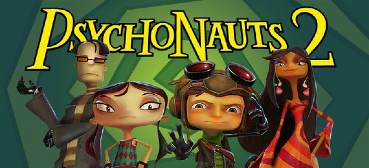 Psychonauts 2 (Action) von Double Fine