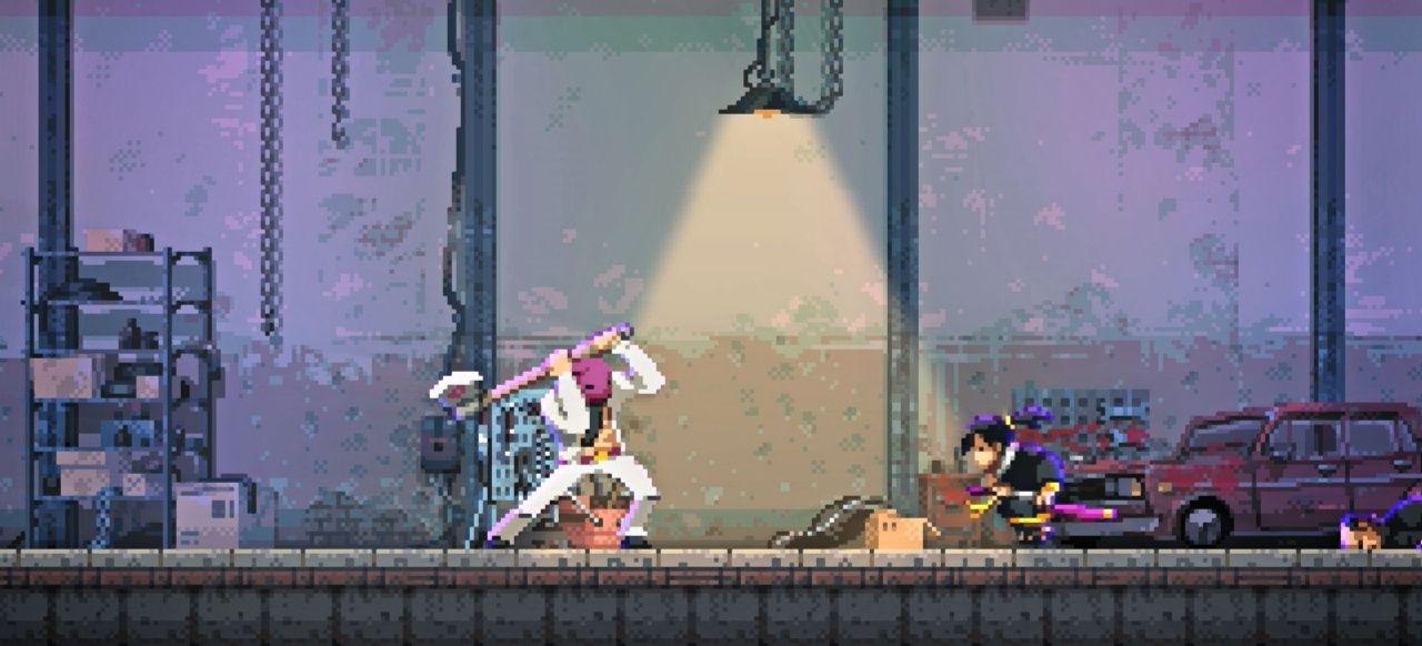 Katana ZERO (Action) von Adult Swim Games