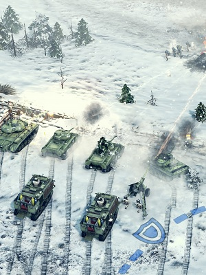 Alle Infos zu Sudden Strike 4 (PlayStation4)