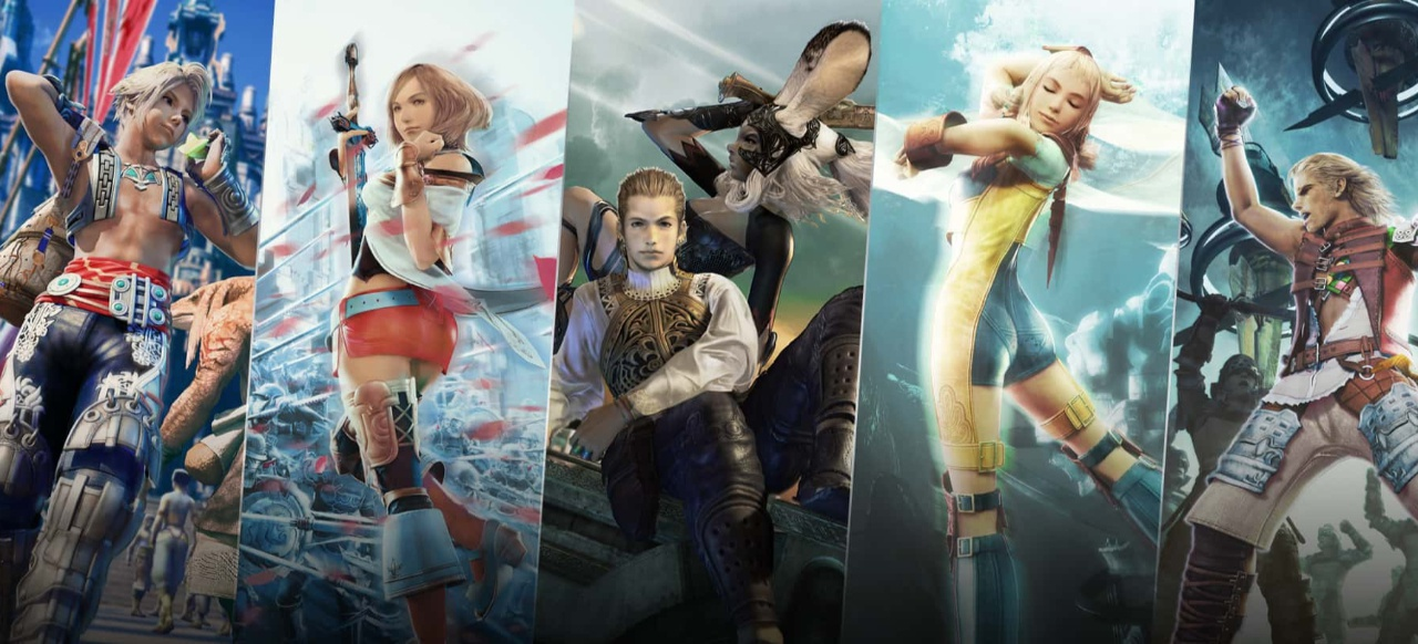 Final Fantasy 12 (Rollenspiel) von Koch Media / Square Enix
