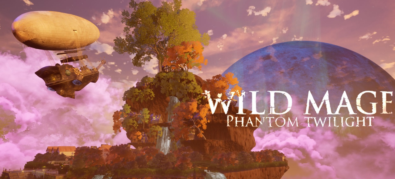 Wild Mage: Phantom Twilight (Action) von Luna Orion