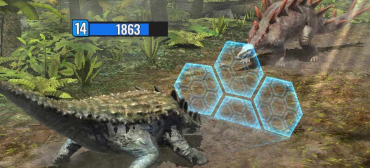 Jurassic World Alive (Simulation) von Universal