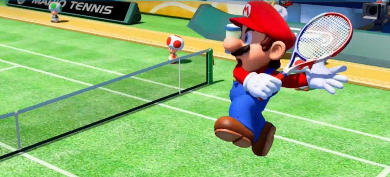 Mario Tennis Ultra Smash Wii U Test News Video Spieletipps - Minecraft wii u spieletipps