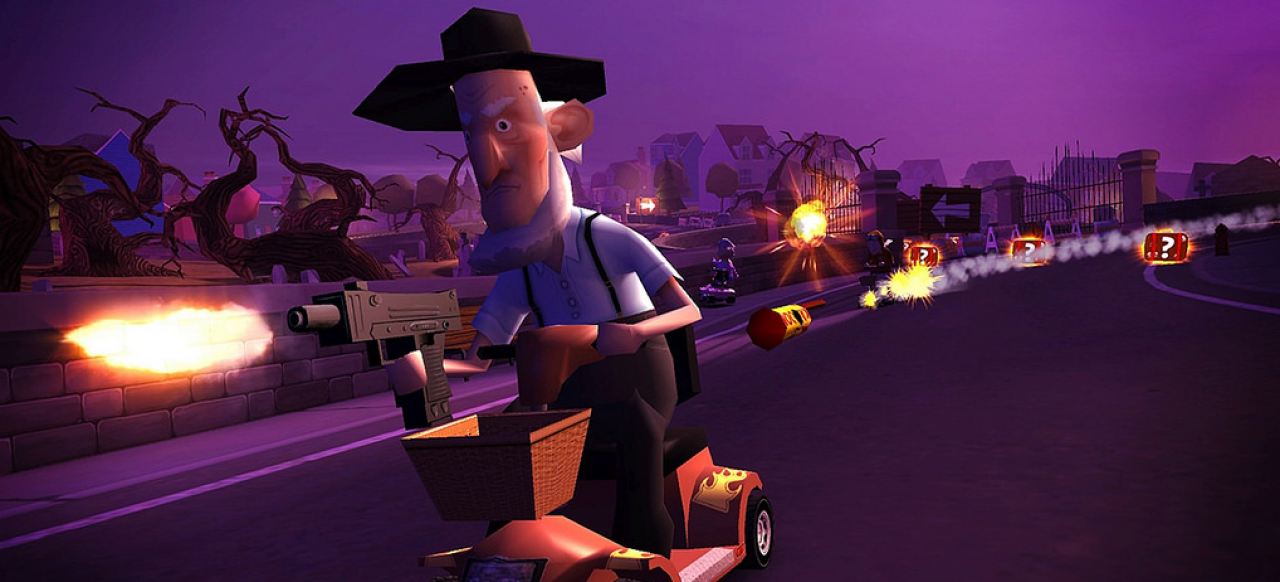 Coffin Dodgers (Rennspiel) von Milky Tea Studios