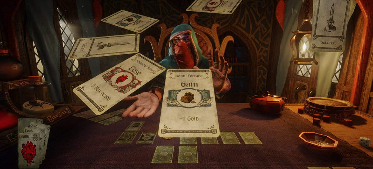Hand of Fate 2 (Strategie) von Defiant Development