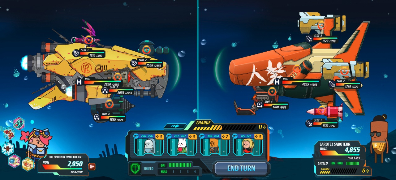 Holy Potatoes! We're in Space?! (Strategie) von Daedalic Entertainment