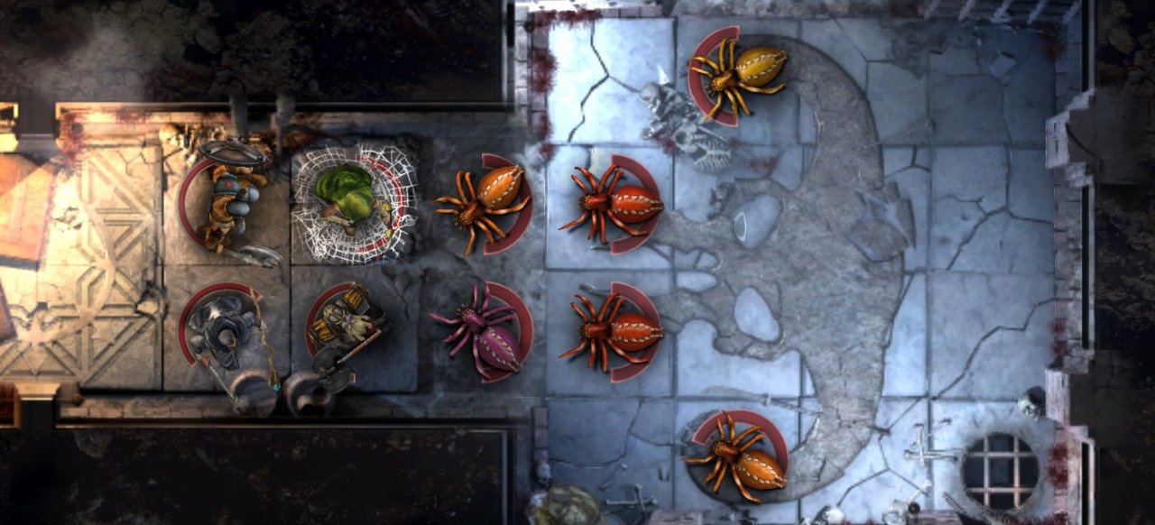 Warhammer Quest (Strategie) von Chilled Mouse