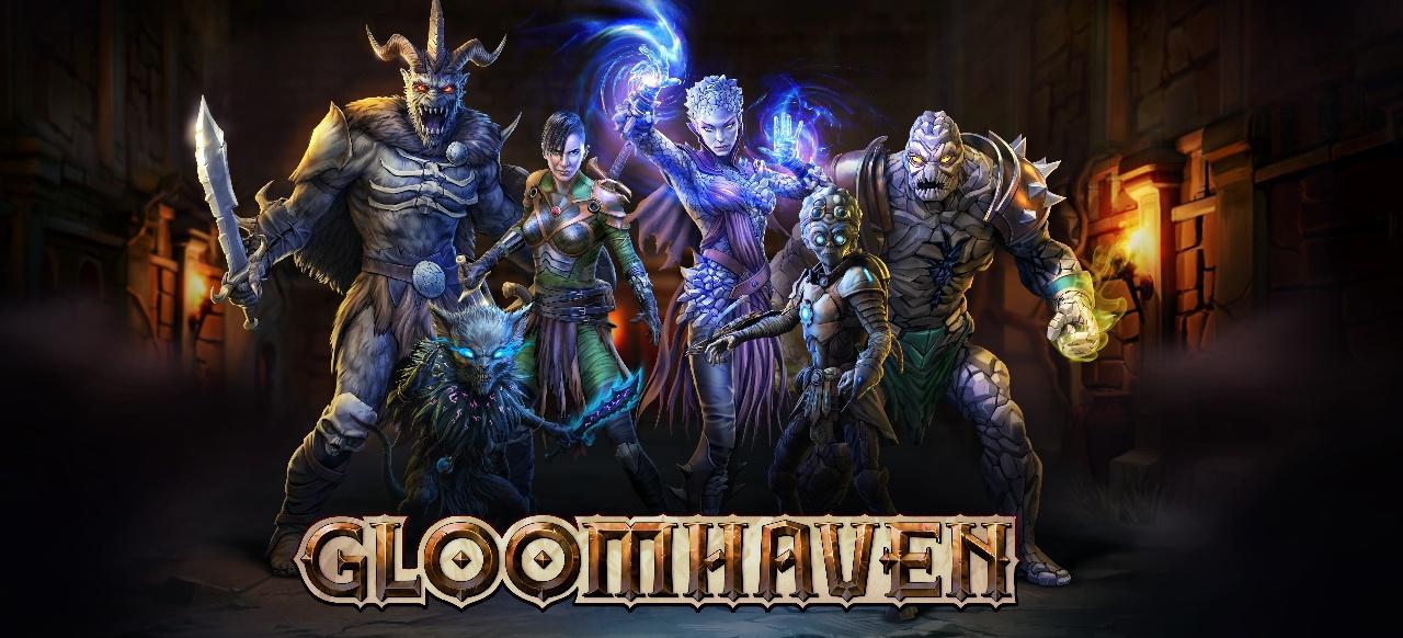 Gloomhaven (Rollenspiel) von Asmodee Digital
