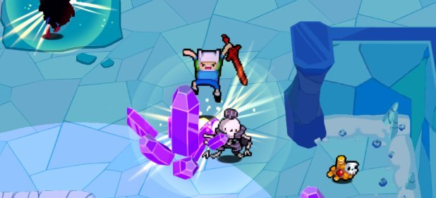 Adventure Time: Explore The Dungeon Because I Don't Know! (Action) von Namco Bandai / D3Publisher