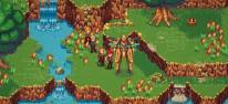 Chained Echoes: Kickstarter-Kampagne des 16-bit-Rollenspiels mit Mechas und Luftschiff gestartet