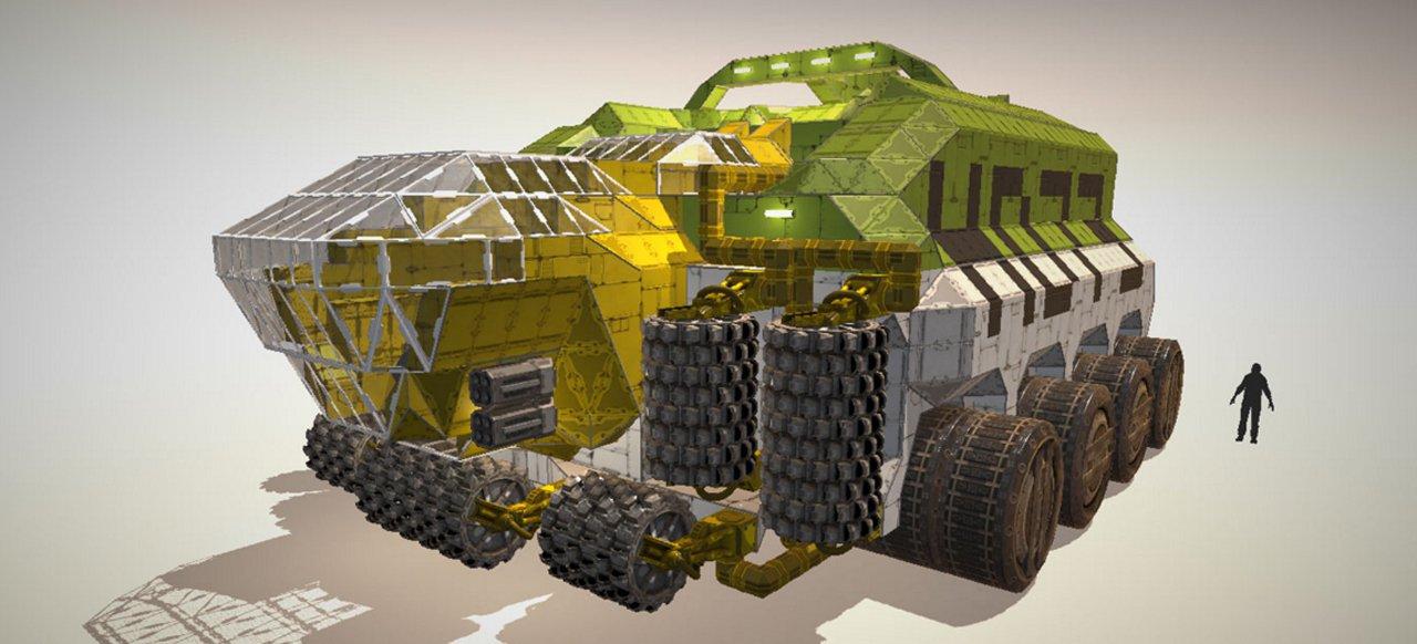 Planet Nomads (Simulation) von Craneballs