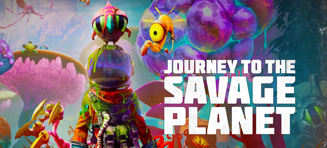 Journey to the Savage Planet (Action) von 505 Games