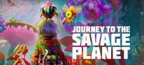 Journey to the Savage Planet: Farbenfrohe Erkundung eines unbekannten Planeten für PC, PS4 und Xbox One