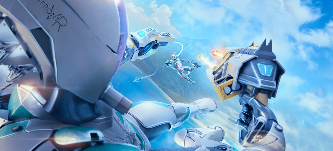 Skyfront VR (Shooter) von Levity Play