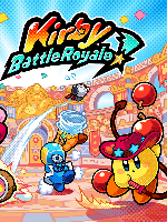 Alle Infos zu Kirby Battle Royale (3DS)
