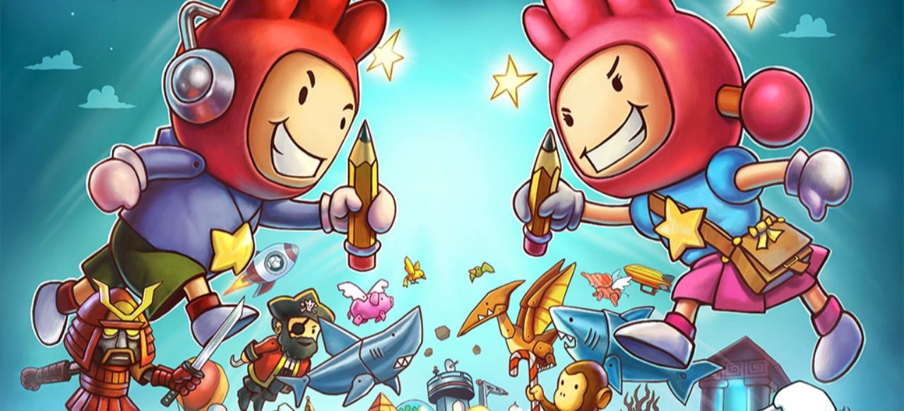 Scribblenauts Showdown (Geschicklichkeit) von Warner Bros. Interactive Entertainment