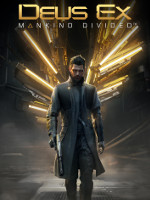 Alle Infos zu Deus Ex: Mankind Divided (PlayStation4)