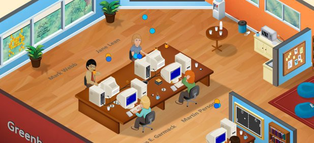 Game Dev Tycoon (Strategie) von