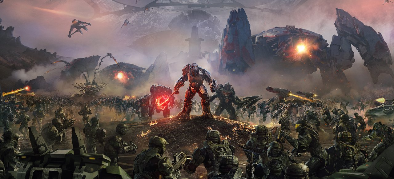 Halo Wars 2 (Strategie) von Microsoft