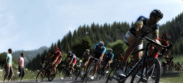 Le Tour de France 2012: Der offizielle Radsport Manager (Simulation) von Focus Home Interactive