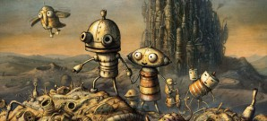 Screenshot zu Download von Machinarium