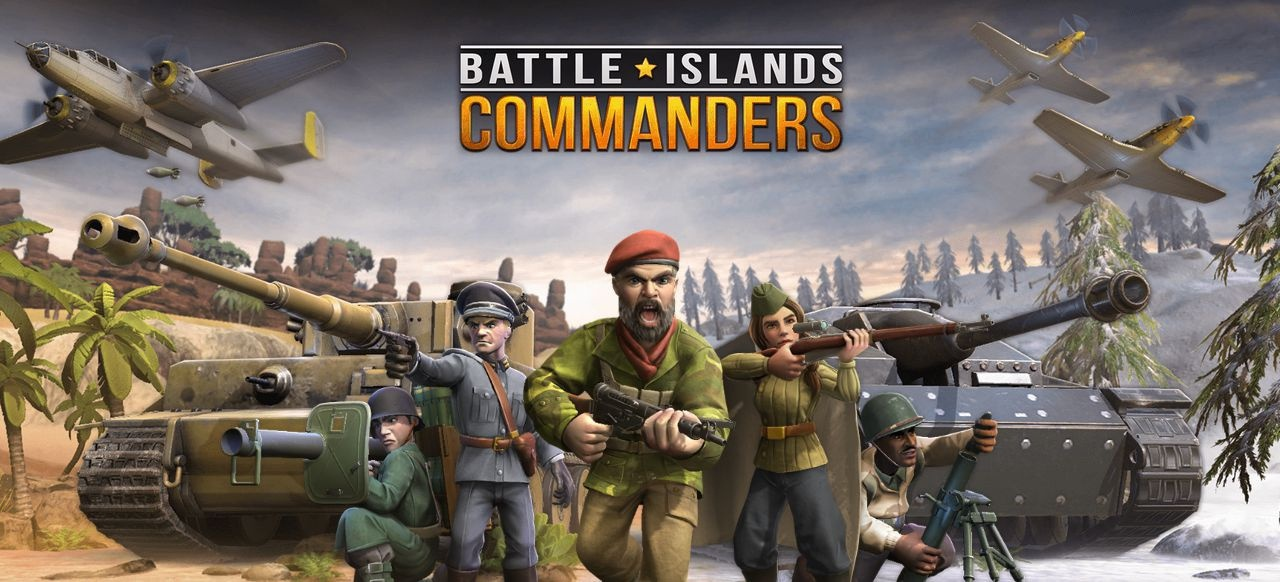 Battle Islands: Commanders (Strategie) von 505 Games