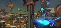 Hover: Revolt of Gamers: Umsetzungen für PS4, Xbox One und Switch veröffentlicht mit Cross-Play-Funktionen